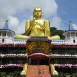 Golden Temple Buddha